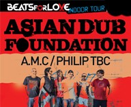 Asian Dub Foundation v Ostravě