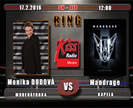 RING: Mandrage na Kiss Morava